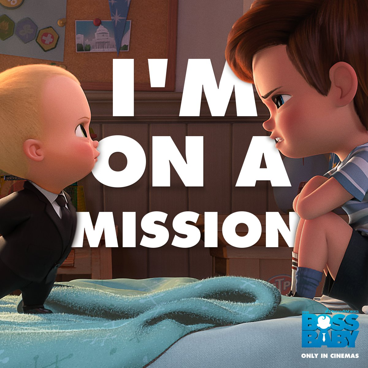 Preview Film The Boss Baby 2017 New Kid On The Blog